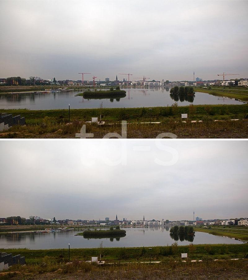Durch professionelle Fotos überzeugen - Bildbearbeitung